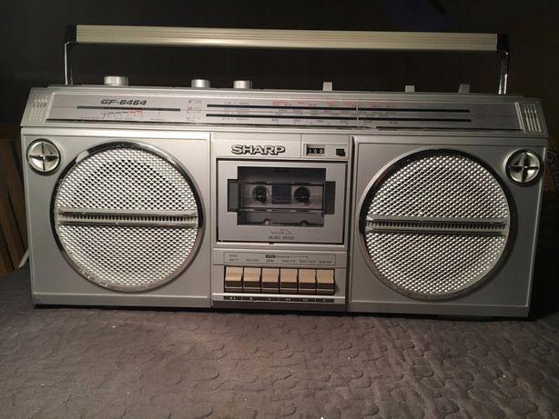 Radiomagnetofon Sharp GF 6464 Vintage