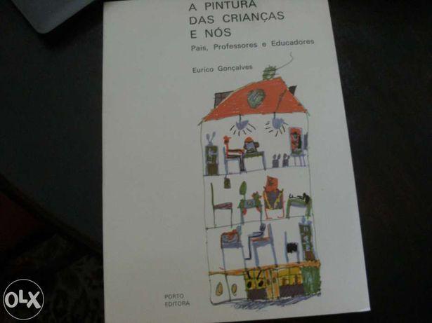 """A Pintura das Crianças e nós"""" de Eurico Gonçalves"""