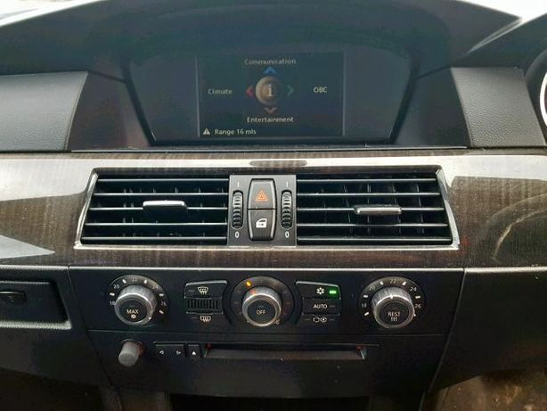 BMW 5 E60 E61 radio CD M-ASK HARMAN/Becker