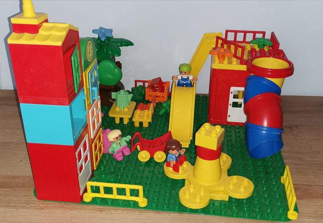 Lego duplo zestaw