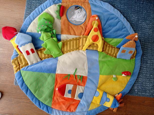 2 Tapetes atividades / ginásio bebé