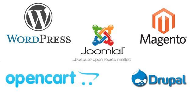 Создание любых сайтов (Opencart, Wordpress, Laravel)