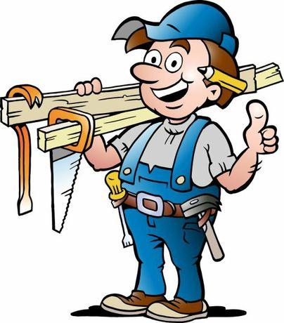 Usługi remontowo budowlane. Stolarz, konstrukcje, drewno. Złota rączka