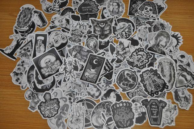 СТиКеРбоМбиНг- комплект из 100 штук - наклейки стикеры - НАЛОЖКА