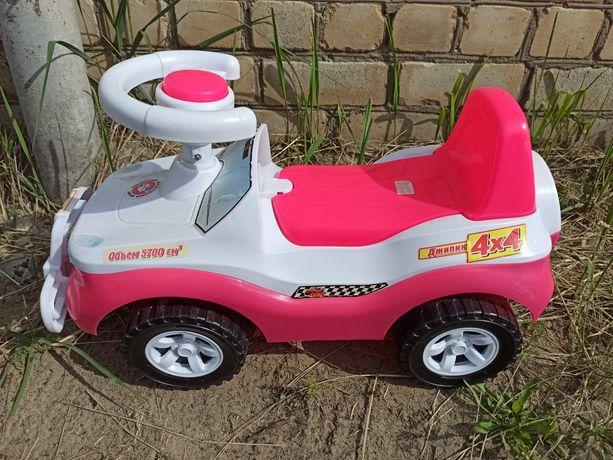 Автомобиль толокар Pink