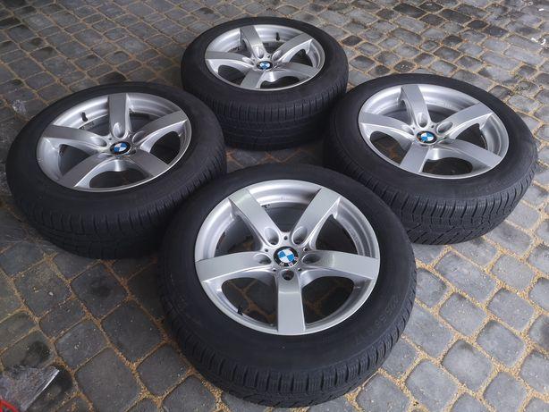 Alufelgi Koła BMW 17' 5x120 Oryginał +Opony 225/55/r17 F10, f11, F31,