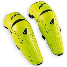 Ochraniacze kolan na zawiasie Ufo na crossa,quada,enduro KTM,BMX kolor
