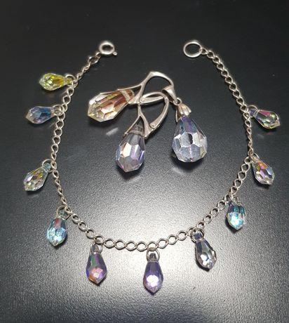 Biżuteria srebrna 925