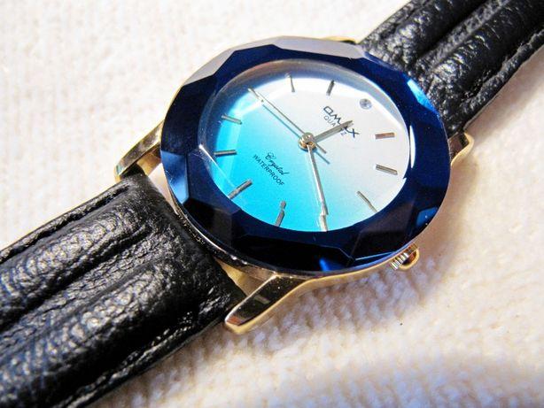 Часы Omax кварцевые 2003 года, женские, новые,механизм EPSON