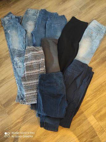 Spodnie 10 par rozm 38