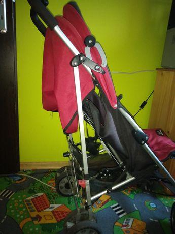 Spacerówka wózek parasola bardzo wygodny