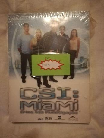 Primeira série csi Miami episódios 1.13 - 1.24