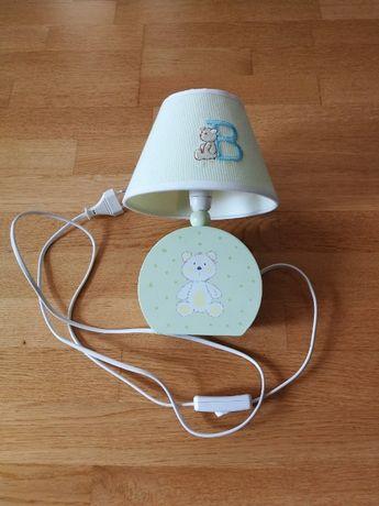 Lampa stojąca do pokoju dziecięcego