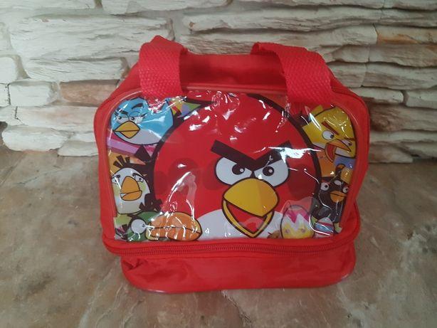 Angry birds torebka