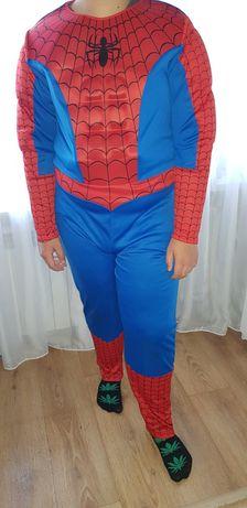 Спайдермен,  spiderman маскарадный костюм L-XL