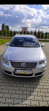 Volkswagen Passat B6 2.0 TDI 140KM 2007r, HIGHLINE