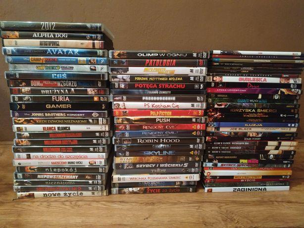 Kolekcja filmów DVD