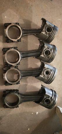 Шатуны двигателя ВАЗ 2106