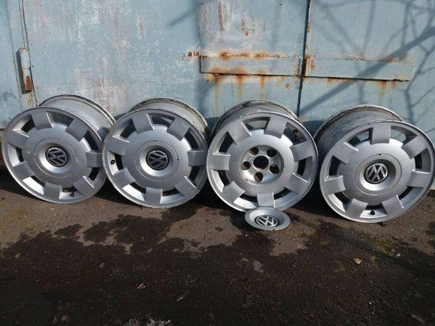 Титани Volkswagen R15 5 x 112.4