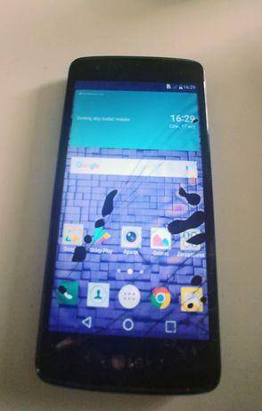LG K9 2017 smartfon