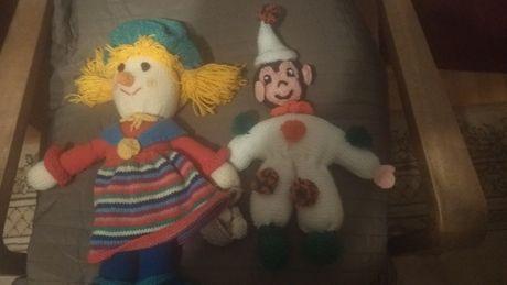 Lalka lalki z okresu PRL Vintage Retro Nostalgia
