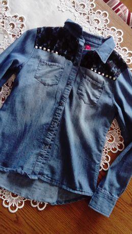 Bluzy i bluzki z długim rękawem r. 10 12 lat