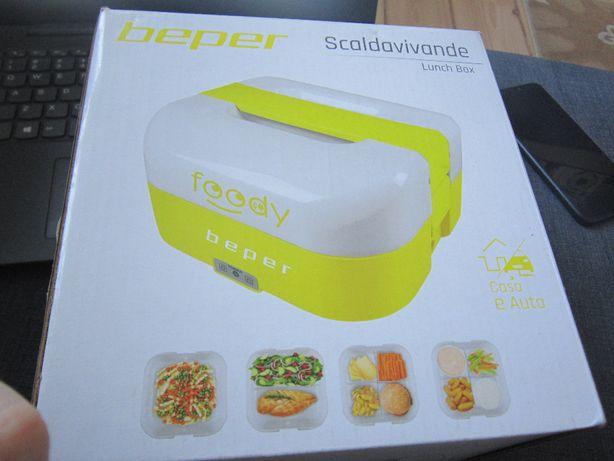 Nowy Lunch Box BEPER BC.160G podgrzewany pojemnik 12V