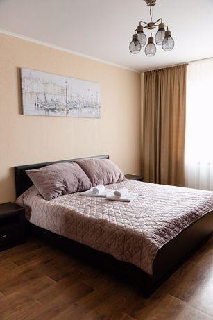 Однокімнатна квартира Київ Оболонь подобова оренда