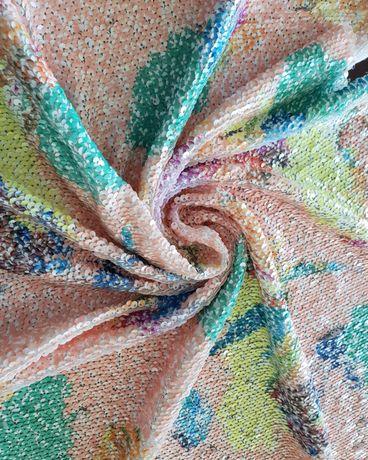 Lantejoulas Reversiveis coloridas