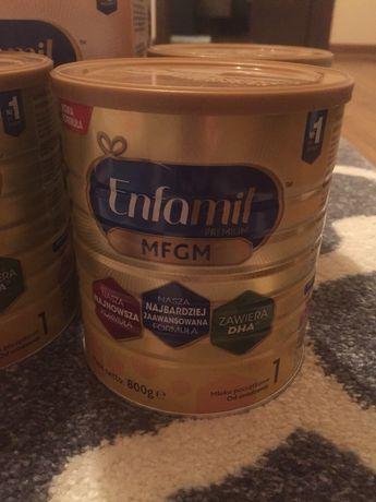 Sprzedam mleko Enfamil 1 badz zamienie na psmpersy