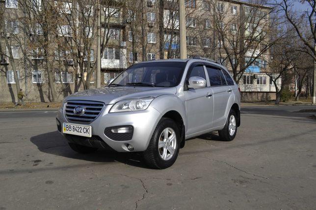 2013 Lifan X60, 1.8 ГБО-4