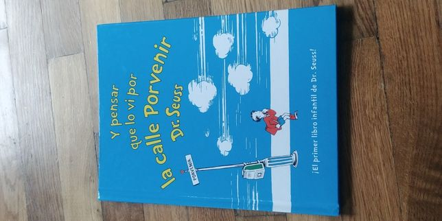 Hiszpańskie książki dla dzieci