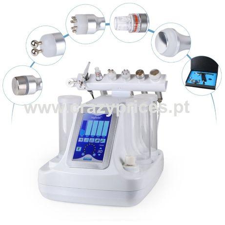 Máquina Hidro Microdermoabrasão 6 em 1 Profissional