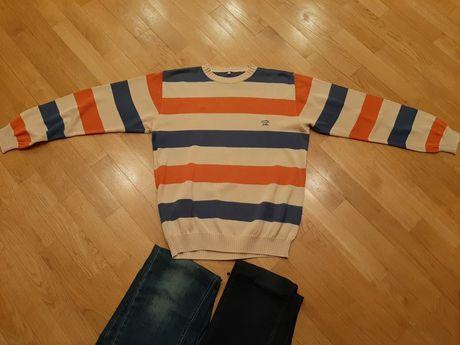Paul & Shark, р. L,  хлопок 100%, свитер для подростка
