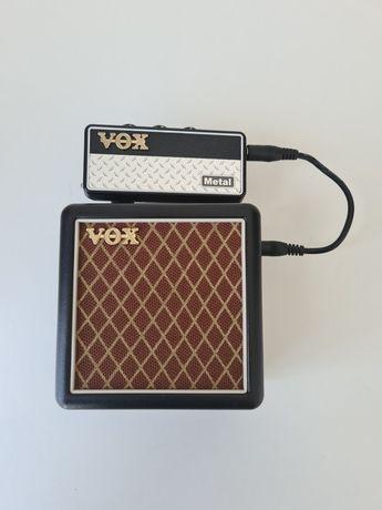 Vox Amplug 2 Metal + Vox Amplug Cabinet
