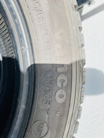 Opony letnie Continental Vanco 205/65R16 BUS TRAFIC VIVARO