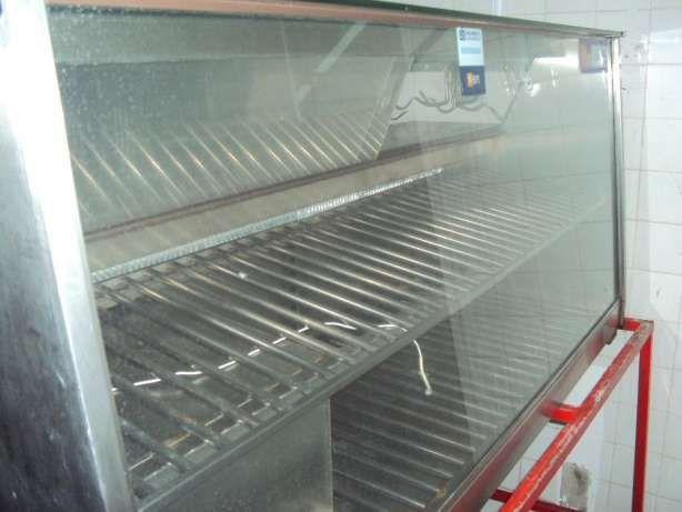 Vitrina de Refrigeração - Venda de Peixe/Carne