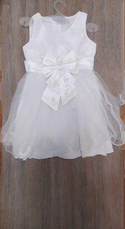 Платье детское 2 года