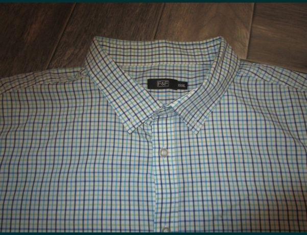 Рубашка короткий рукав 58-60 р