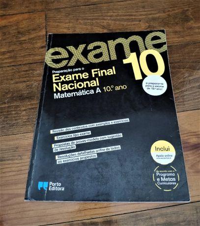 Livro de Apoio Matemática A 10ano