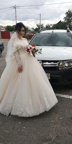 Свадебное платье, люкс качества