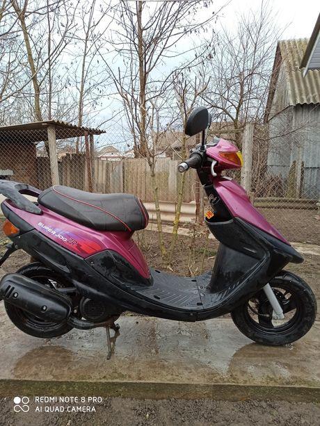 Скутер Ямаха Super Jog ZR.