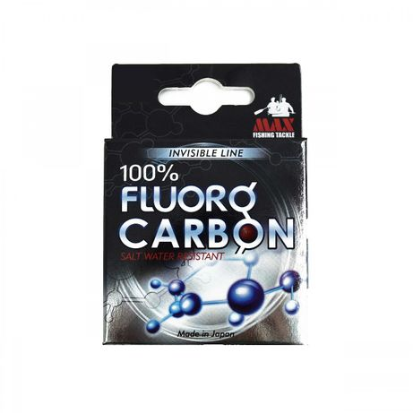 Fluorocarbon MAX 10m ,rozm 0,10mm