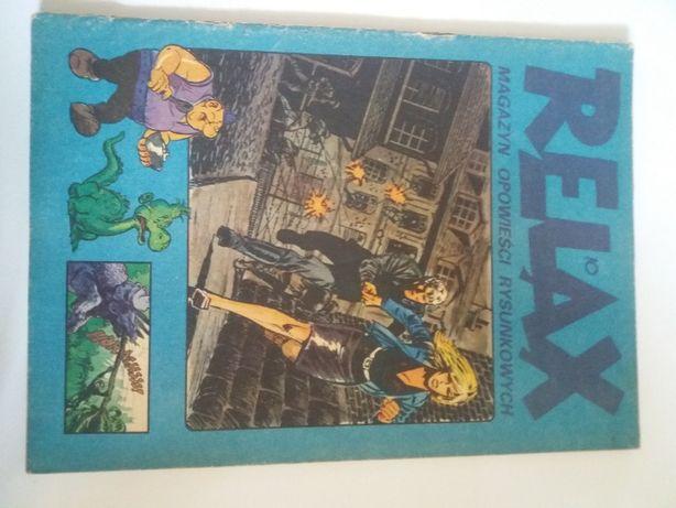 Relax #10 - mag komiksowy