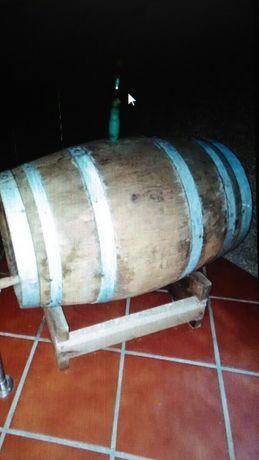 Pipa de vinho.