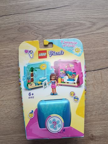 Lego friends suprise kostka 41412 nowe