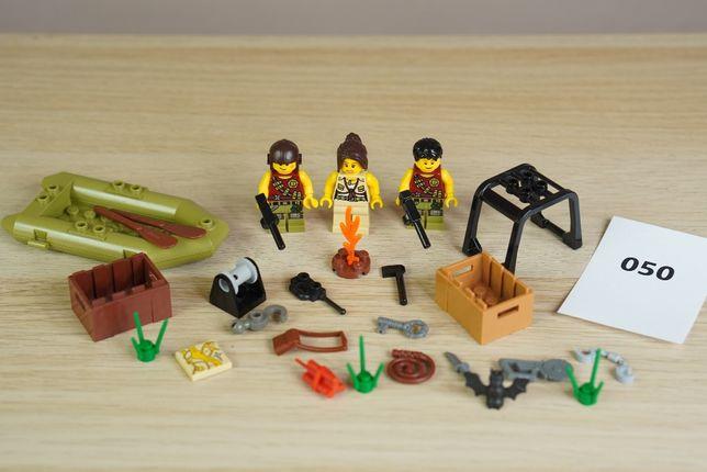 Lego #050 - Dino - Akcesoria - WYPRZEDAŻ KOLEKCJI