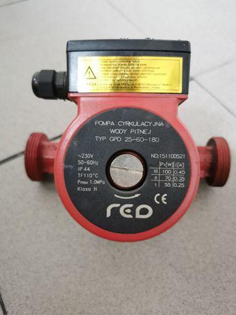 Pompa cyrkulacyjna CO i CWU RED