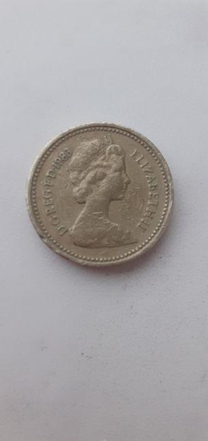 Продам ексклюзивну монету one pound терміново!