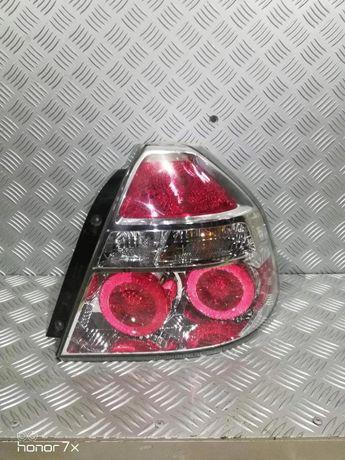 Chevrolet Aveo T250 T300 Фонарь, Радиатор кондиционера, Энергогаситель